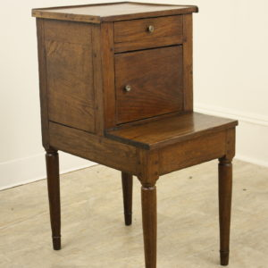 Antique French Oak Side Cabinet