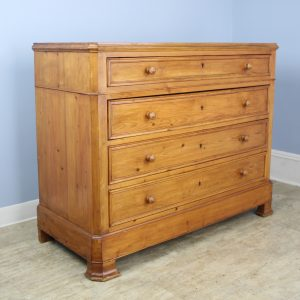 Louis Philippe Pine Commode