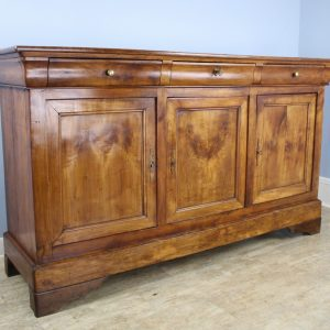 Antique Louis Philippe Fruitwood Enfilade