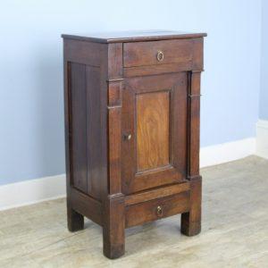 Antique Cherry Directoire Cabinet