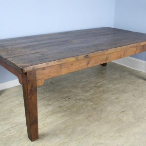 Very Large English Pine Farm Table