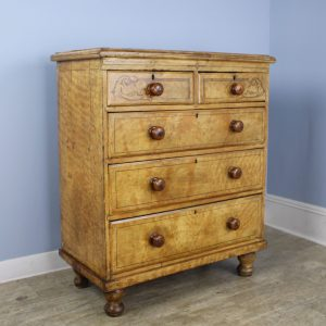 Antique Country Chest of Drawers, Original Paint