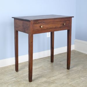 Small Welsh Fruitwood Side Table