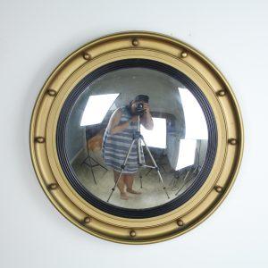 Regency Bulls Eye Convex Mirror