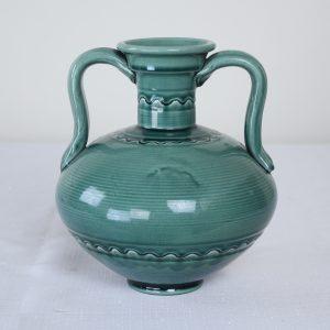 Burmantofts Anglo Persian Art Pottery Vase