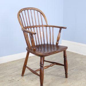 Country Ash and Elm Windsor Armchair